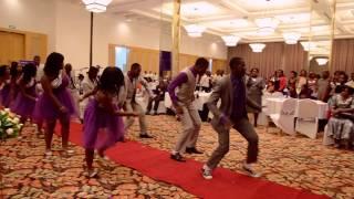 This footage was shot at Francis and Priscillas Wedding Reception in Malawi on Saturday, 28th December 2013 at Bingu...