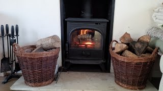 Howwood United Kingdom  city photos gallery : How to use a Wood Burning Stove [Superhome59 part 13]