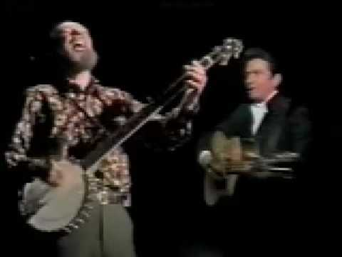 "Pete Seeger on ""The Johnny Cash Show"" complete and uncut"