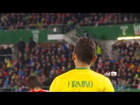 Atacante alagoano Roberto Firmino: gol que pode mudar o rumo da sua hist�ria