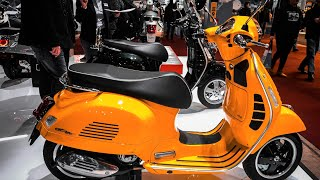 7. Top 8 New Vespa Scooters In 2019 Most Popular Scooters By Vespa 2019