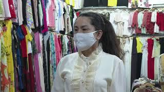 Uông Bí tăng cường công tác phòng, chống dịch bệnh Covid-19 trong dịp lễ tại các chợ truyền thống