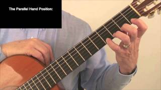 Download Lagu Left Hand Position for Classical Guitar by Douglas Niedt Mp3