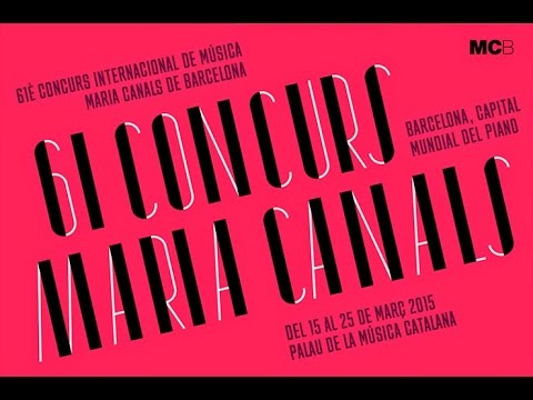 Maria Canals TV: Semifinal 22/03/15 Sessió de matí