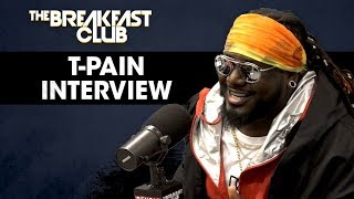 Video T-Pain On The Birth Of Autotune, Cash Money Debts, New Music + More MP3, 3GP, MP4, WEBM, AVI, FLV Agustus 2018