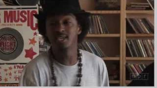 K'Naan: NPR Music Tiny Desk Concert