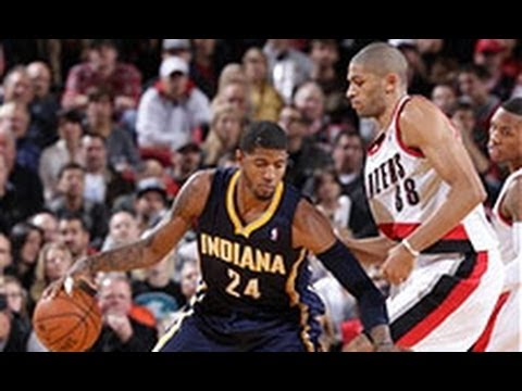 Paul George Scores a Career-High 43
