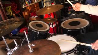 Video Versace on the Floor  -Bruno Mars- (DrumCover) download in MP3, 3GP, MP4, WEBM, AVI, FLV Februari 2017