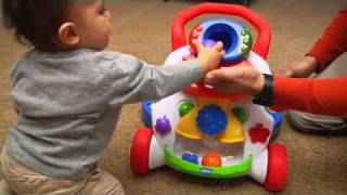 Chicco® Baby Step Activity Walker