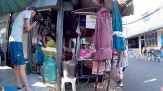 Bangkok - Nasza Okolica, Centrum Handlowe, Tajski Obiad #255 2014.12.29