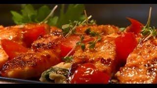 Урок  Блюда из тушеной и запеченной  рыбы