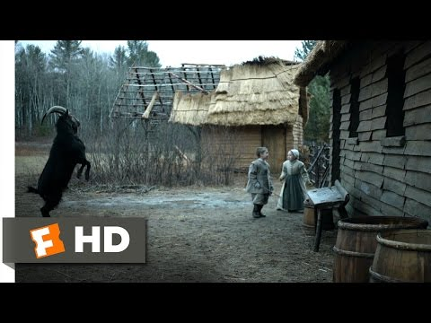 The Witch (2015) - Black Phillip Scene (2/10) | Movieclips