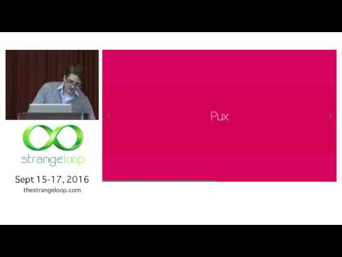 """purescript & Pux -- A Safer, More Expressive Way To React"" By Michael Trotter"