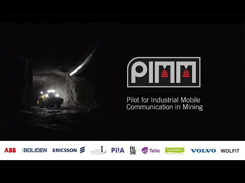 Pilot for Industrial Mobile Communication in Mining (PIMM) – short version