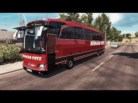 Mercedes Benz Travego Special 15-17 SHD v1.0