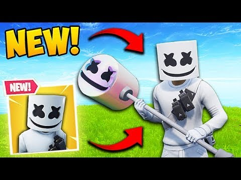 Reddit funny - *NEW* MARSHMELLO SKIN IS INSANE! - Fortnite Funny Fails and WTF Moments! #457