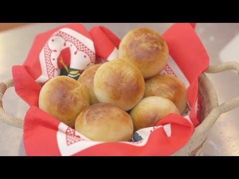 Video - Receta: Preparación fácil de Pan para el desayuno