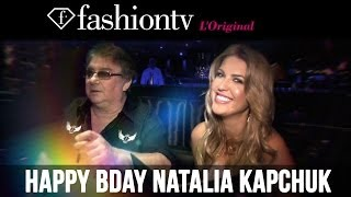 Happy BIrthday Natalia Kapchuk ft. Michel Adam | FashionTV