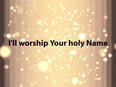 10000 Reasons(Bless the Lord), Matt Redman, played by Bethel Church. Large Lyrics(ver.3)