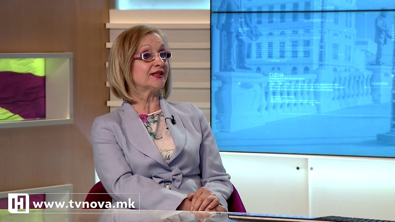 Соња Палчевска Ќосева