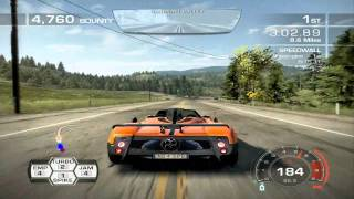 Need for Speed Hot Pursuit ~ Racer Gameplay ~ Double Jeopardy
