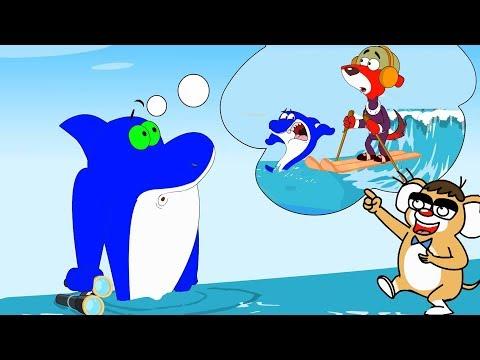 Rat-A-Tat |'Doggie Bros Snow Fun Cartoons for Children New Ep'| Chotoonz Kids Funny Cartoon Videos