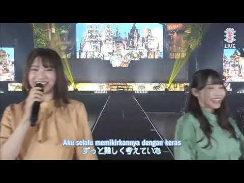 Joyful Love - Hinatazaka46 (Hinatazaka46 live online, Yes with YOU!) Sub Indo