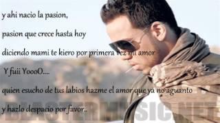 Romeo Santos Confesiones con Letra New  ╬*[2012]*╬►