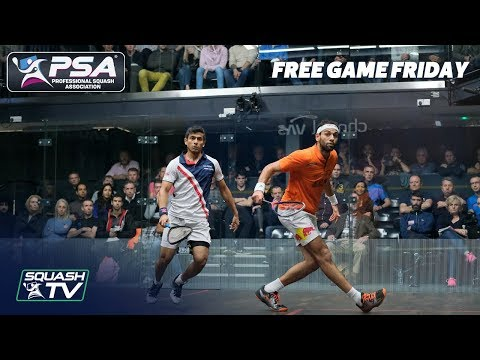 """Squash of the HIGHEST order"" - Free Game Friday - Channel VAS Championships 2019"