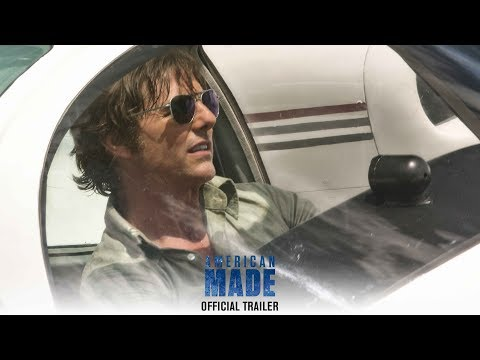 American Made Official Trailer