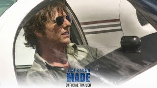 Nonton American Made   Official Trailer  Hd  Film Subtitle Indonesia Streaming Movie Download