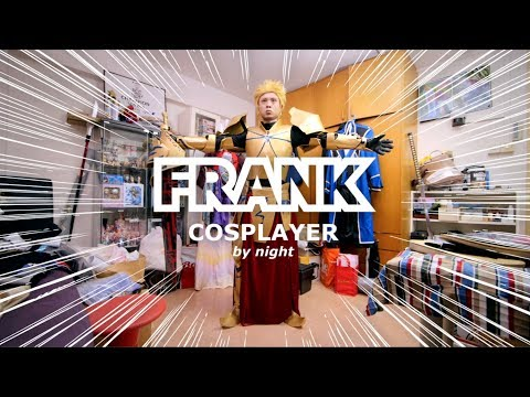 Frank the Cosplayer #IKEA