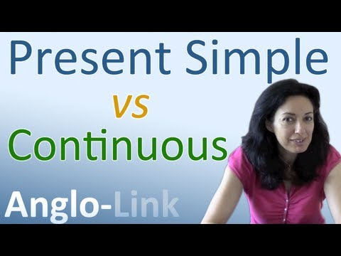 Present - Lesson 1 of a series of learn English lessons to help you learn and master the tenses of the English language. In this English speaking lesson you will find ...