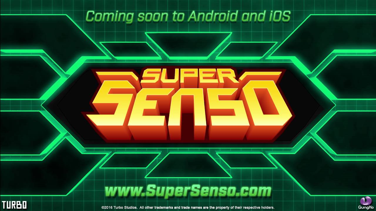 'Super Senso' Will Finally Launch Worldwide in Late April [Update: Only North America for Now]