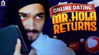BB Ki Vines- | Online Dating- Mr. Hola Returns |