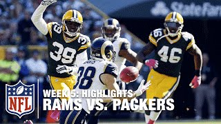 Nonton Rams Vs  Packers   Week 5 Highlights   Nfl Film Subtitle Indonesia Streaming Movie Download
