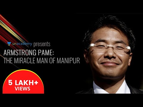 Armstrong Pame IAS Interview: The Miracle Man of Manipur Shares His Story With Unacademy