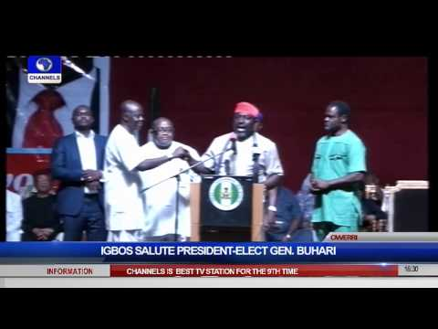Gov. Okorocha Narrates How Fellow Igbos Rigged In Igbo States pt.3