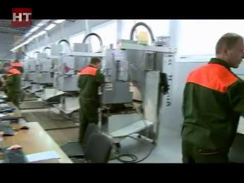 Главный федеральный инспектор Вадим Непряхин посетил сегодня предприятие оборонного комплекса