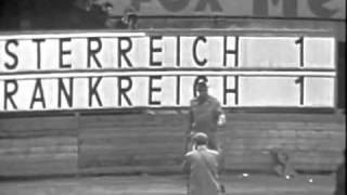 Österreich – Frankreich 2:4 (EM-Viertelfinale, 27.3.1960)