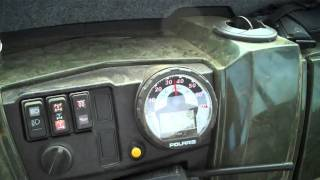 3. 2012 polaris ranger diesel acceleration