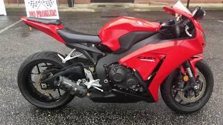 7. 2012 Honda CBR 1000