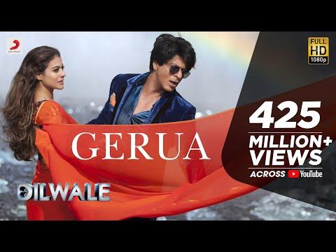 Download Gerua - Shah Rukh Khan | Kajol | Dilwale | Pritam | SRK Kajol Official New Song Video 2015 HD Mp4 3GP Video and MP3