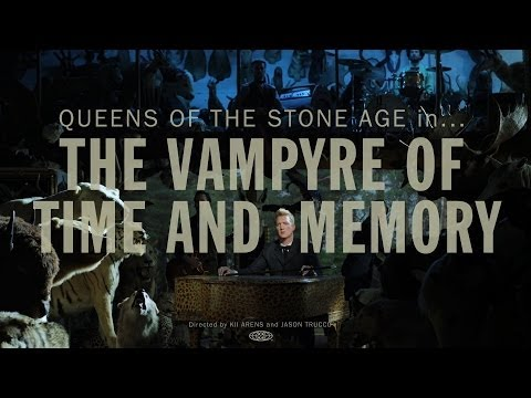 Queens of the Stone Age - The Vampyre of Time and Memory[MV]