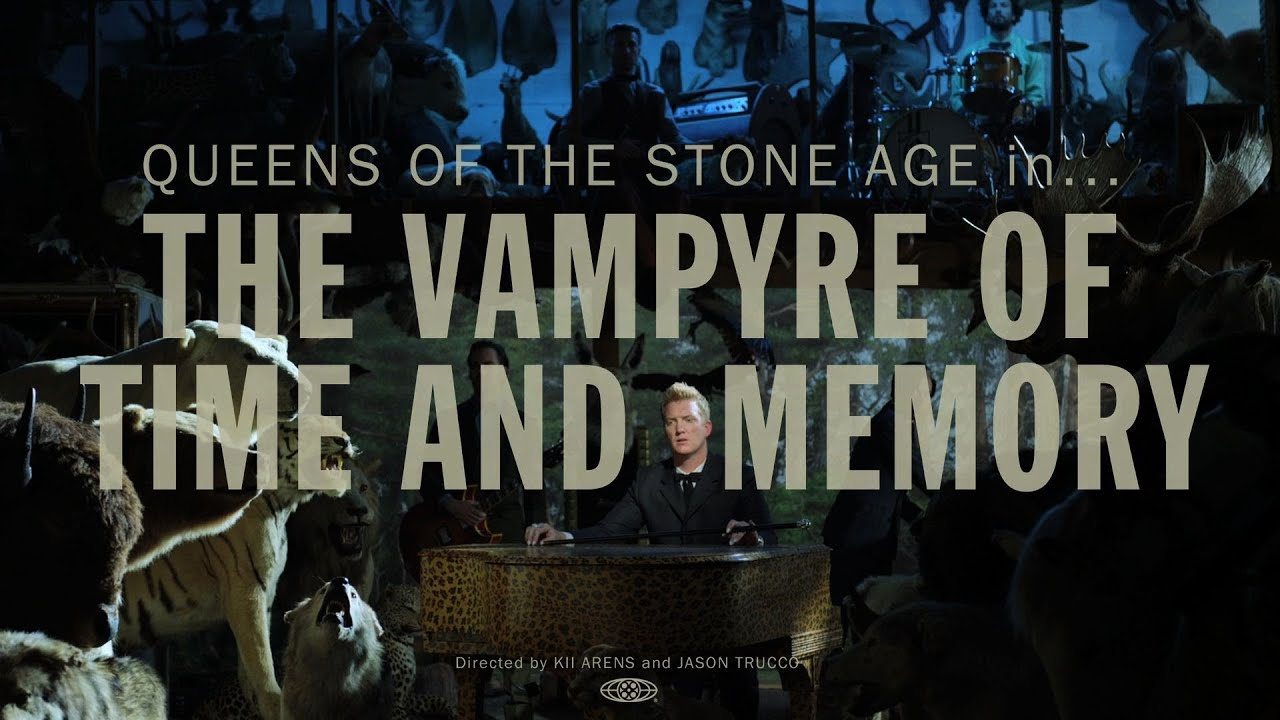 ASK iAN * Queens of the Stone Age – The Vampyre of Time and Memory