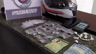 Itu: operação combate tráfico de drogas e animais