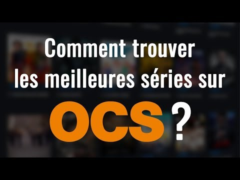Les meilleures séries à voir au catalogue OCS