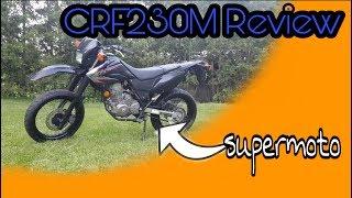 2. Honda CRF230M Review