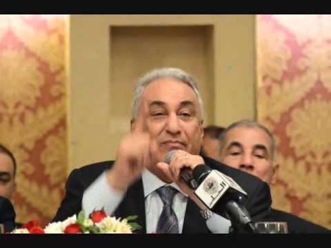 خالد فهمى: مهتمى التواصل مع النقابة العامة ومحاربة الفساد