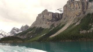 Maligne Lake Scenic Cruise to World Famous Spirit Island (3) , Jasper National Park CANADA